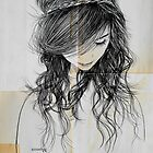 august by Loui  Jover