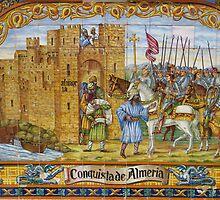 Conquista de Almeria by wiggyofipswich