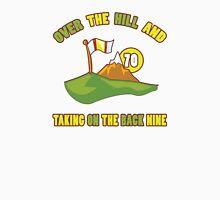Funny 70th Birthday Golf Gift Unisex T-Shirt