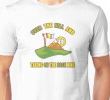 Funny 80th Birthday Golf Gift Unisex T-Shirt