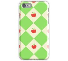 Apple Jack Pattern iPhone Case/Skin