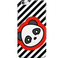 One Large Panda iPhone Case/Skin