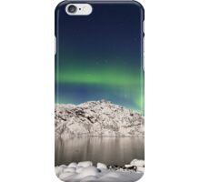 Arctic night iPhone Case/Skin