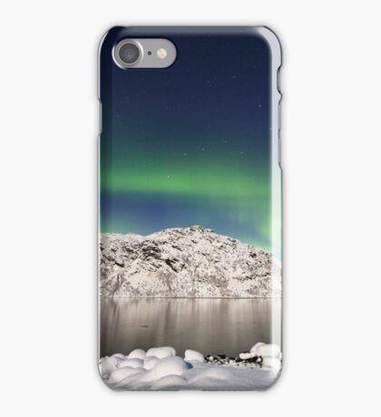 Arctic night iPhone Case/Skin