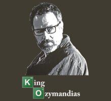 King Walter Ozymandias by watisdis