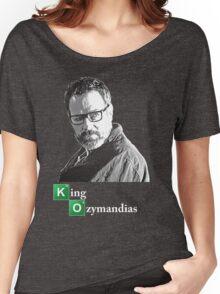 King Walter Ozymandias Women's Relaxed Fit T-Shirt
