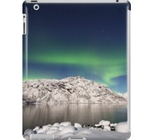 Arctic night iPad Case/Skin