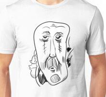 Put on a Serious Face Unisex T-Shirt