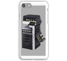 (✿◠‿◠) BEER PHOTOCOPIER IPHONE CASE(✿◠‿◠) iPhone Case/Skin