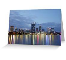 Perth, Western Australia Greeting Card