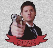Dean Winchester by hunnydoll