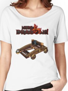 Dragon Hunter's Catapult Women's Relaxed Fit T-Shirt