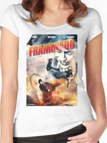 FRANKNADO! Women's Fitted Scoop T-Shirt