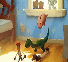 Toy Story by saboe