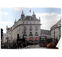 Piccadilly Circus  Poster