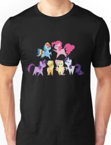 My Little Pointy Ponies Unisex T-Shirt