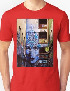 Melbourne Lane Way 101 Unisex T-Shirt