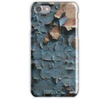 Peeling Wallpaper  iPhone Case/Skin