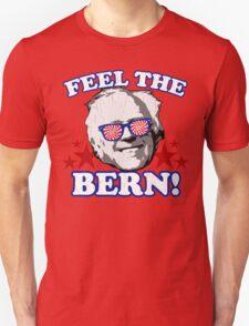 Feel the BERN! (vintage distressed look) T-Shirt