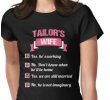 TAILOR'S WIFE Womens Fitted T-Shirt
