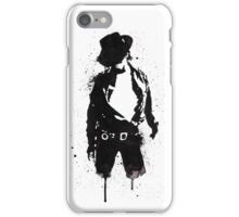 Michael Jackson ink Portrait iPhone Case/Skin