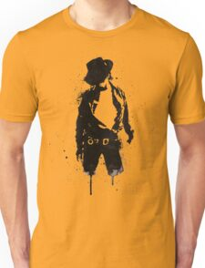Michael Jackson ink Portrait Unisex T-Shirt
