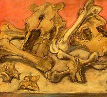 Bones of Death  by Brian Douglas