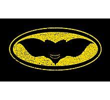 Gotham Gremlin (distressed) Photographic Print