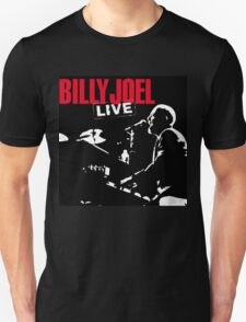 BILLY JOEL LIVE 2016 Unisex T-Shirt