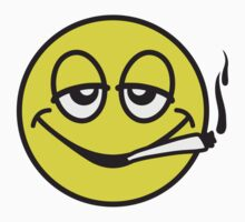 Smoking Smiley by Style-O-Mat