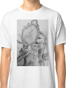 Showgirl in the Mirror Classic T-Shirt