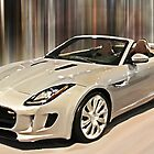 Jaguar F-type Convertible by GalleryThree