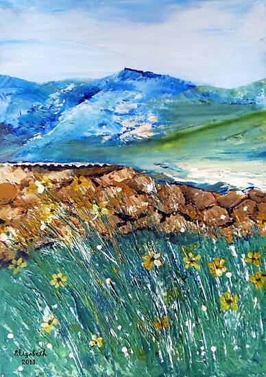 On a farm in the Cederberg Mountains by Elizabeth Kendall