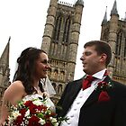 Bride and Groom by Darren Glendinning