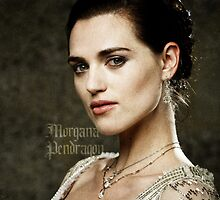 Morgana by UtherPendragon
