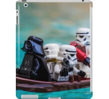 When the Imperial Star Destroyer Malfunctions iPad Case/Skin