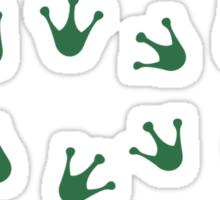 Frog Family Sticker