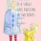 friendship by Trudi Drewett