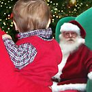 First Time I Ever Saw Your Face ~ Santa by Penny Odom