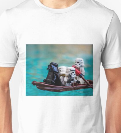 When the Imperial Star Destroyer Malfunctions Unisex T-Shirt
