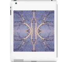 Whispering in the wind mandala  iPad Case/Skin