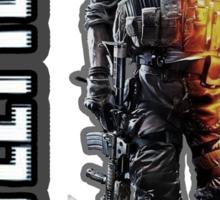 Battlefield 3 soldier hoodie pullover Sticker