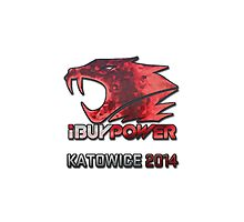 IBuyPower Katowice Holo Sticker HD by TheRealFake