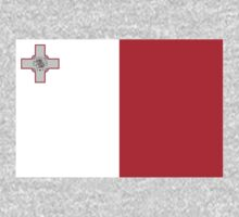 Malta Flag by cadellin