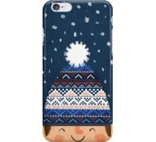 Wooly Hat iPhone Case/Skin