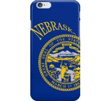 Smartphone Case - State Flag of Nebraska - Abstract iPhone Case/Skin