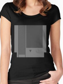 The Cartridge  Women's Fitted Scoop T-Shirt