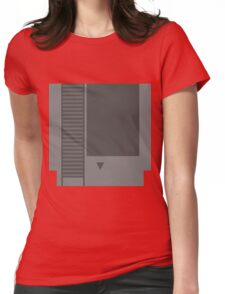 The Cartridge  Womens Fitted T-Shirt