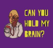 Can You Hold My Brain? (Ood) - Yellow by StarTacoTV