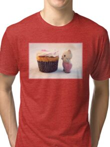 Now That's a Cupcake Tri-blend T-Shirt